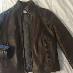 650aa0f0b4d1 Peter Manning NYC Jackets   Coats - Lambskin Leather Jacket